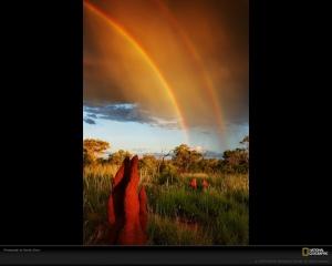 Australiandouble rainbowNG